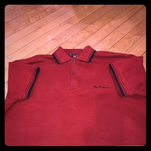 Ben Sherman heritage collection polo